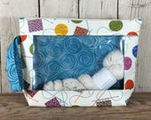 Knitting, Crochet or Embroidery pouch-Whatcha Got Bag get knitty