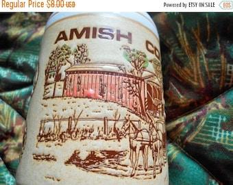 SALE Amish Country Coffee Mug Cup