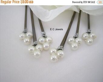 Summer Sale Pearl Hairpins