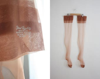 1960s deadstock thigh highs
