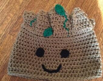 Baby Groot Hat