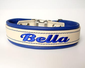 Cat And Dog Collars Personalized For The Holidays By