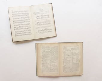 1905 1921 hardbound music book duo . elsons dictionary . applied harmony set