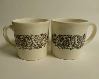 Cozy Floral Mug Set