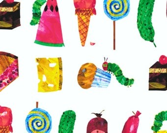 Andover - Very Hungry Caterpillar by Eric Carle - Lunch Munch in Multi