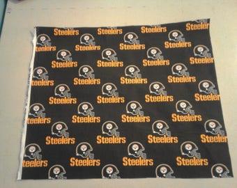 Pittsburgh Steelers fabric black 249549