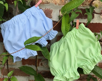 Baby Girls' Bloomers to match-sizes 6mo to 4