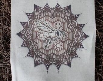 Native Beings V2 Hemp/Organic Cotton Patch