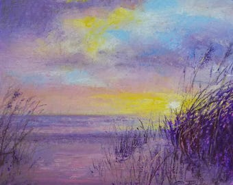 sun Up at Butler Beach