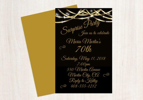 70th birthday invitation 70th surprise party 80th birthday il570xn filmwisefo