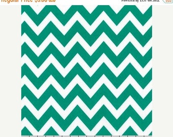 last call Remix Chevron by Ann Kelle for Robert Kaufman Fabrics, Emerald 1/2 yd total