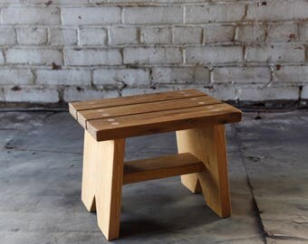 Classic Step Stool Wood Step Stool Step Stool for children Step Stool for : bed step stools furniture - islam-shia.org