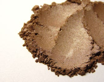 Brown Shimmer Mineral Eyeshadow -  CASHMERE
