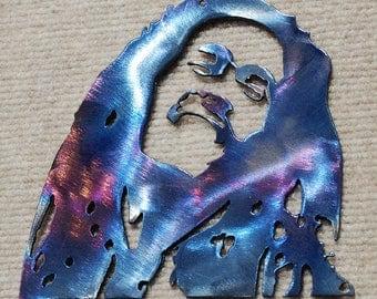 Bob Marley Metal Art