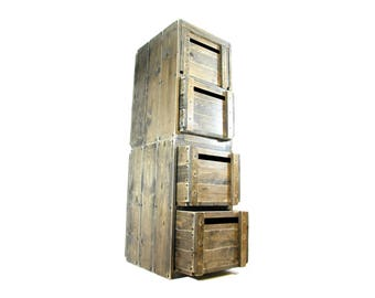 Cabinet for Files, File Cabinet, Modular Filing Cabinet, File Storage & Organization
