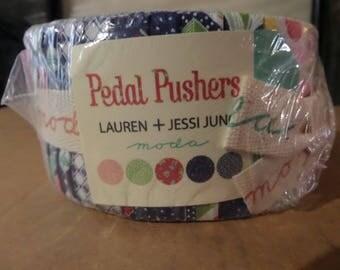 Pedal Pushers Jelly Roll by Moda Fabrics