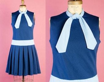 40% OFF SALE - 1960's Pan Am Stewardess Dress Uniform