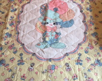 Baby Quilt Panel Etsy