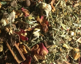 Cha Chin Blend Money Scented Wicca Pagan Spirituality Religion Ceremonies Hoodoo Metaphysical MaidenMotherCrone