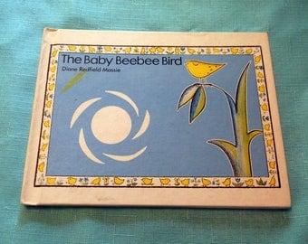 Vintage 1963 The Baby Beebee Bird by Diane Redfield Massie Weekly Reader Children's Book Club