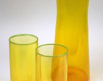 Orange Juice for Two