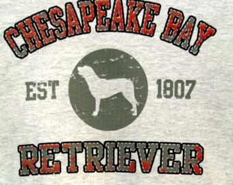 Womens TANK TOP Chesapeake Bay Retriever Dog Choose Size and Color 17401