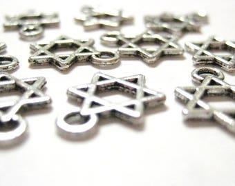 Judaism symbols etsy for Star of david jewelry wholesale
