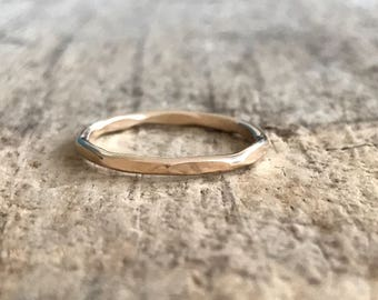 Faceted Ring, 14K YELLOW Gold Fill Ring, Marquis Ring, Gold Ring, Diamond Ring, Marquise Jewelry, Diamond Shape, Bohemian Jewelry, Christmas