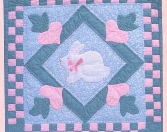 THE CARROT PATCH Quilt Pattern - Uncut - Q070