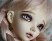 BJD eyes Doll eyes Hand made available in 12141618202224mm Dandelion made to order