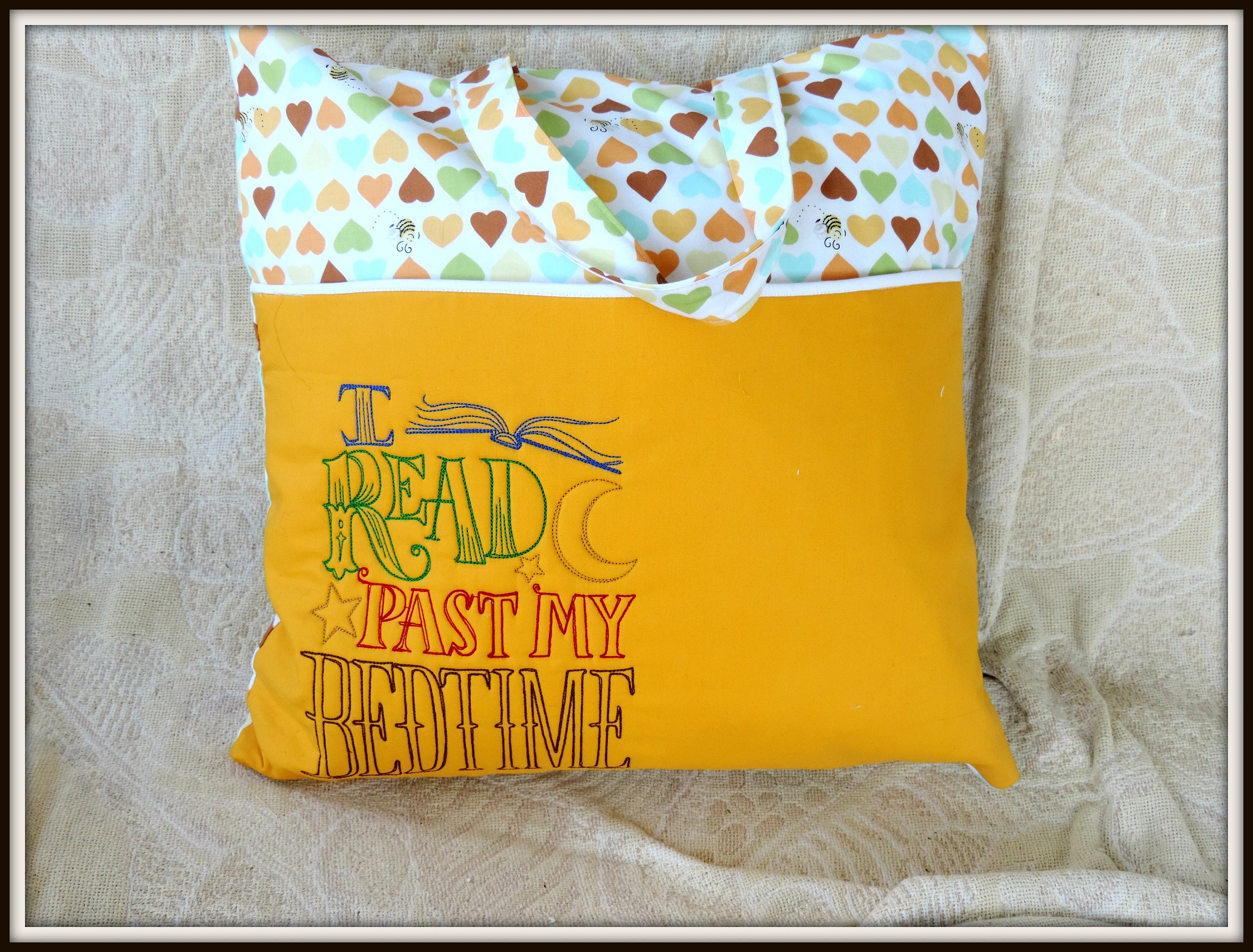 pocket pillow reading pillow pillow with handle encourage