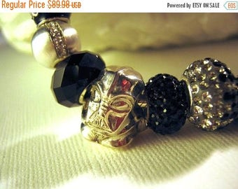 Summer time Sale Event Darth Vadar Bead Storm Trooper C3Po R2D2 handmade fine silver large hole fine jewelry for European style snake chain
