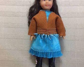 Mini AG doll jacket