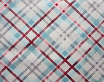 Sweetwater Novelty Picnic Plaid Multi - The Treehouse Club - 5635 21