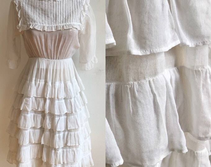 Edwardian Dress, Great Condition, Size XS