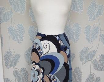 1990s Emilio Pucci Skirt