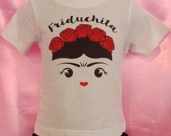 Friduchita girls shirt