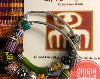 Origin Bracelets - Silver