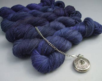 Total Indulgence Double Knit Yarn. Violet Eyes