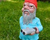 Zombie Gnomes: Quentin the Quarrelsome