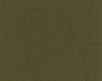 Bella Solids Bettys Brown 9900 125 by moda fabrics