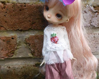 Blythe Silk Berry Outfit (BD11117)