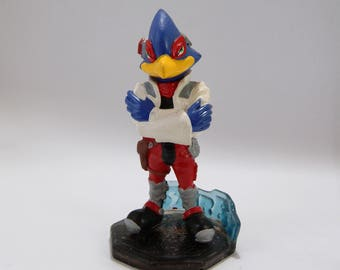 Falco inspired Figure