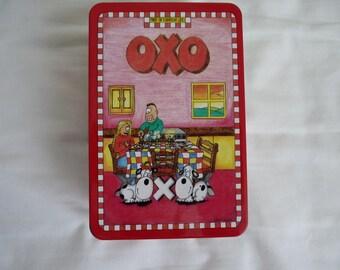 Vintage OXO tin 1992 284g tin