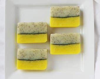 Lemon Verbena Poppyseed Soap