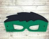 Hulk Mask - Hulk Costume - Hulk Masks - Hulk Birthday Party Favors - Superhero Mask