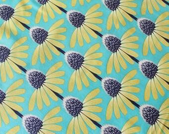 Anna Maria Horner - Floral Retrospective - Echinacea - Preppy PWAH075.PREPP Half yd increments