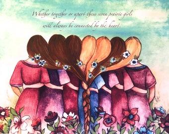 Seven sisters best friend