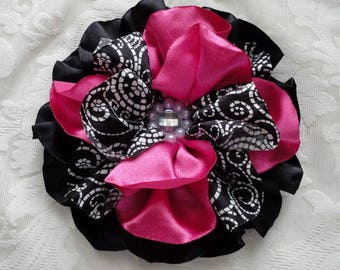 Large Flower Corsage