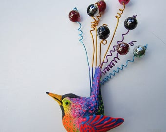 Bird wall home decor